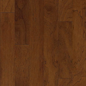 "Harris Distinctions Engineered Rustic Pecan Dark Mustang 1/2"" x 5""-0"