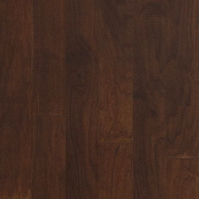 "Harris Distinctions Engineered Walnut Dark Mustang 1/2"" x 5""-0"