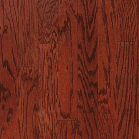 "Harris Traditions Beveled Red Oak Brandy 3/8"" x 5""-0"
