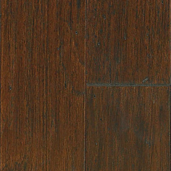 "Mannington Inverness Black Isle Hickory Timber 1/2"" x 5""-0"