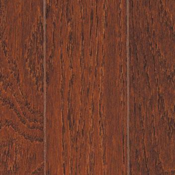 "Mannington American Classics Jamestown Oak Nutmeg 3/8"" x 3""-0"
