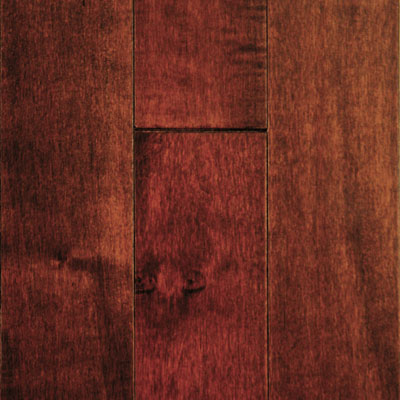 "Mullican Muirfield Maple Bordeaux 3""-0"