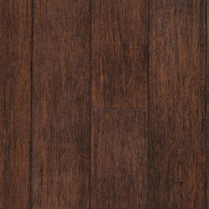 "CFS Handscraped Strand Woven Bamboo Cobra Solid 5-5/8""-0"