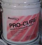 Bostik's Procure Urethane Adhesive 4gal-0