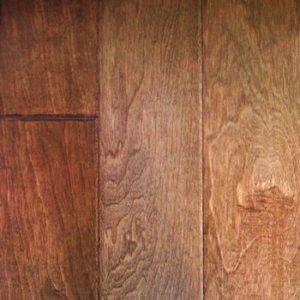 "Artisan Mills Hardwood Barcelona Collection Engineered Handscraped Birch Santa Cruz 5""-0"