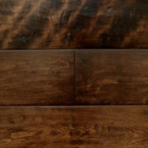 "Forest Accents Crafted Textures Birch Sierra Brown Handscraped 5""-0"