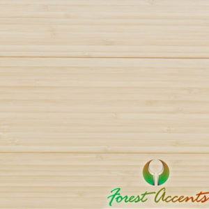 """Forest Accents Solid Bamboo Natural Vertical 3 3/4""""-0"""