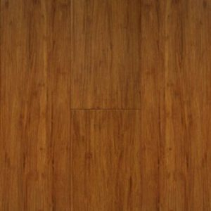 """Forest Accents Solid Bamboo Flooring Carbonized Strand Woven 3 3/4""""-0"""