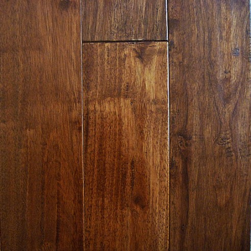 "Forest Accents Crafted Textures Pacific Pecan Spice 5""-0"