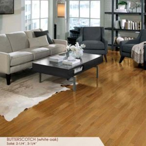 "Somerset Homestyle White Oak Butterscotch 3 1/4""-0"