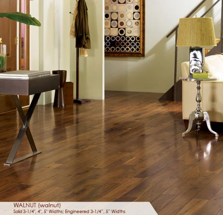 Somerset Character Collection Solid Walnut Natural 4 0