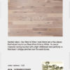 "UA Floors Olde Charleston Engineered Hickory Beachfront White 7 1/2""-0"