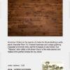 """UA Floors Olde Charleston Engineered Hickory Tobacco 7 1/2""""-0"""