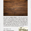 "UA Floors Olde Charleston Engineered Leathered Walnut 7 1/2""-0"