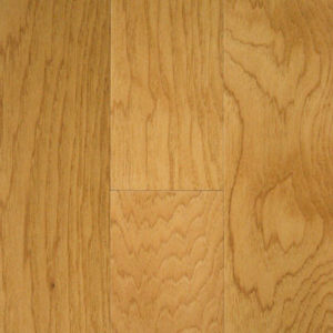 "Mullican Hillshire Engineered Hickory Natural 5""-0"