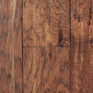 "Mullican Lincolnshire Engineered Hickory Champagne 5""-0"