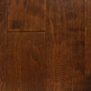 "Artisan Mills Piazza Collection Hand Scraped Engineered Birch Almond 5""-0"