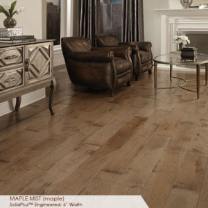 "Somerset Wide Plank Collection Engineered Maple Mist 6""-0"
