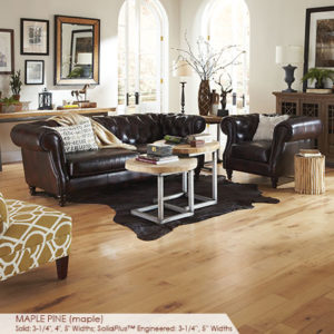 "Somerset Character Collection Engineered Maple Pine 3 1/4""-0"