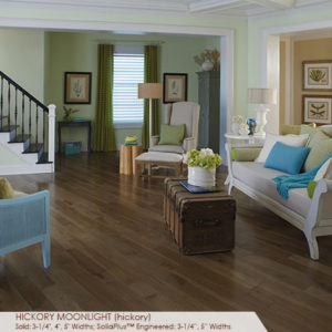 "Somerset Specialty Plank Collection Hickory Moonlight 5""-0"