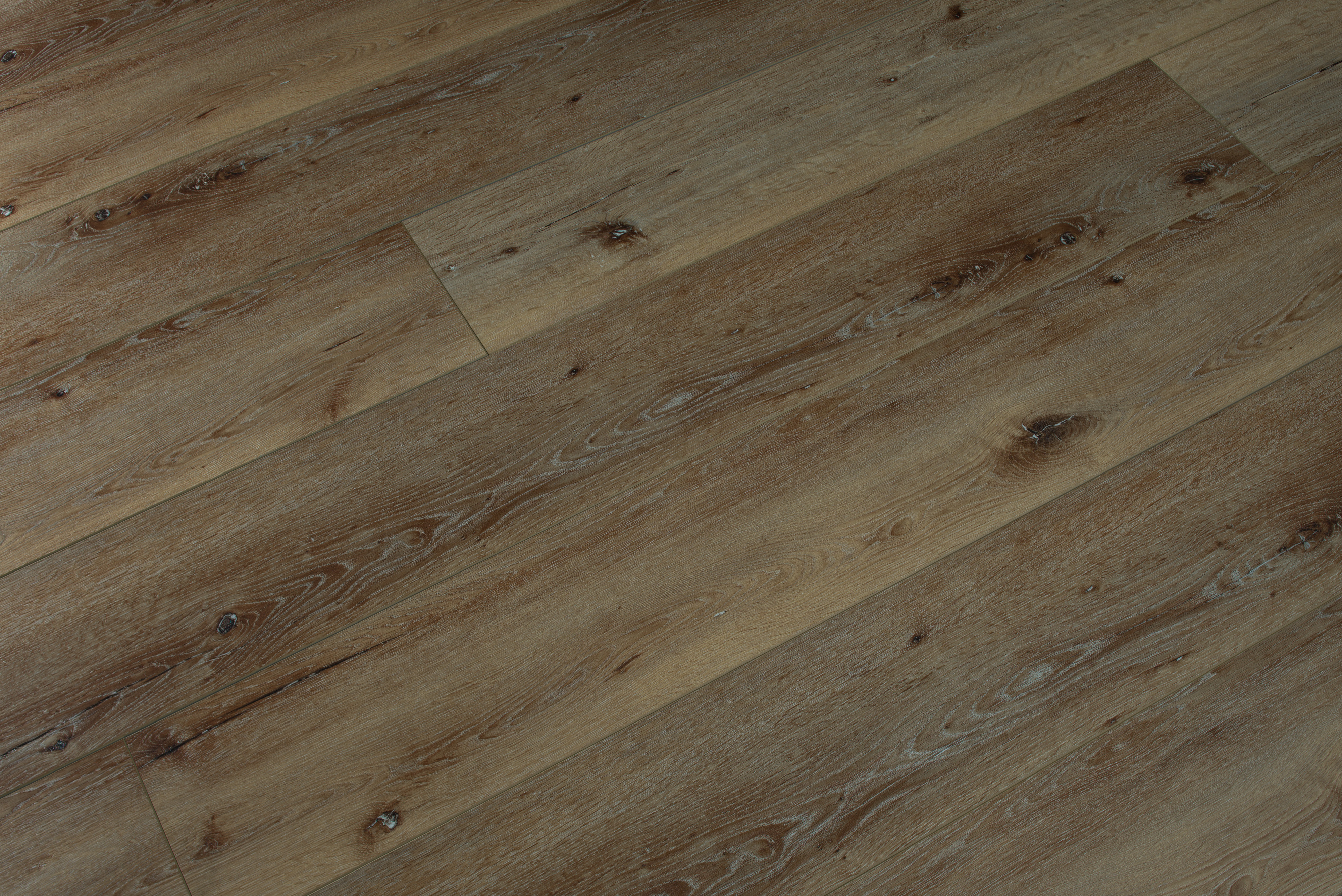 Market Place Wide Flooring EVP Plank Beachside FMH Oak - 9""