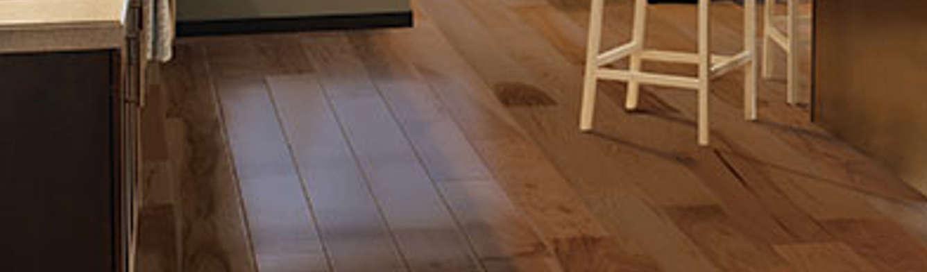 Somerset Floors - Hickory Saddle