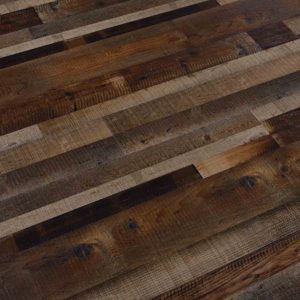 "Place Market - Plank Flooring Oak Wide Peppercorn FMH 9"" Rigid"