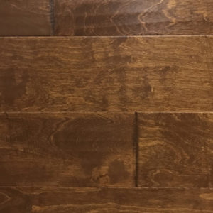 "Hickory Tudor Hand Scraped 5"" FMH Nottingham Artisan Flooring Mills Collection -"