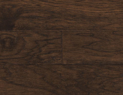 Nottingham Mills - Flooring FMH Henna Collection Artisan Scraped Hickory Hand 5""