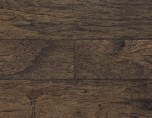 "- Hickory Hand Artisan Nottingham Collection 5"" Mills Flooring FMH Tudor Scraped"