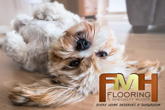 Protecting Hardwood Pet - Damage from FMH Your Floors Flooring