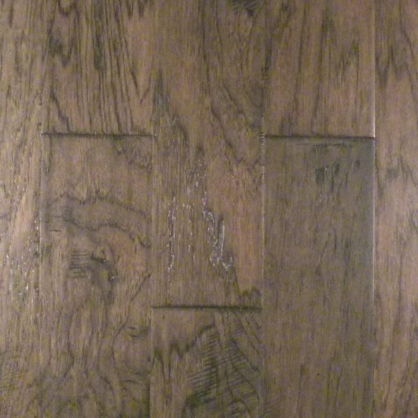 "Flooring - 5"" 3/8"" FMH Jackson x Stones CFS Plank Hickory River"