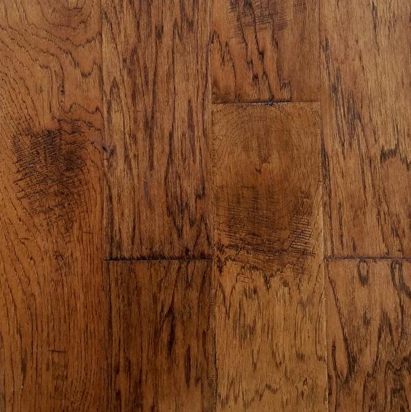 "Flooring Summit Hickory Plank CFS Point 3/8"" - x Jackson 5"" FMH"