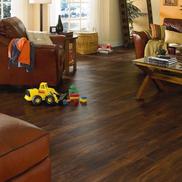 "- Max Natural Plank FMH 6"" Adura Mannington Acacia Plains Flooring"