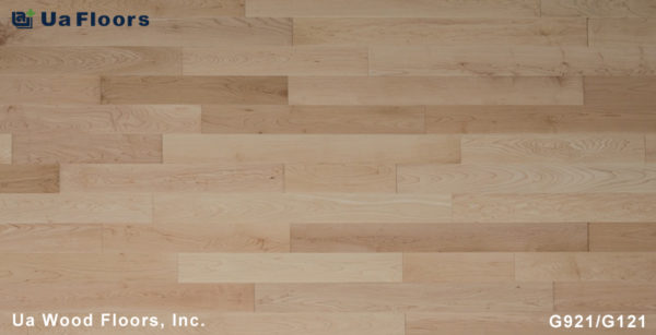 "UA Series FMH - Flooring Grecian Maple Floors 4-3/4"" Natural"