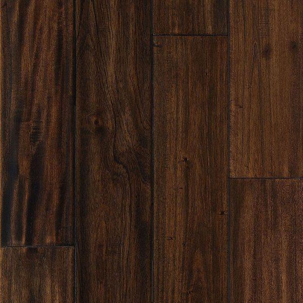 "Flooring FMH Cocoa - Elegant 4-3/4"" Genuine Collection Ark Mahogany Exotic Flooring"
