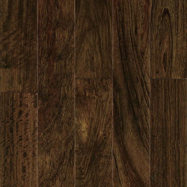 "Flooring Ark Cherry FMH Collection Elegant - Brazilian 4-3/4"" Flooring Sable Exotic"
