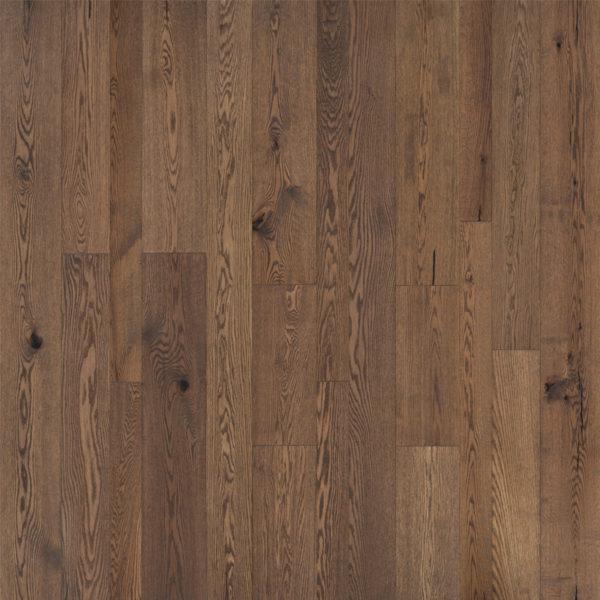 "Hallmark Floors 6"", Red 4"", Chalet Width Multi - Oak Flooring Monterey 8"" FMH"