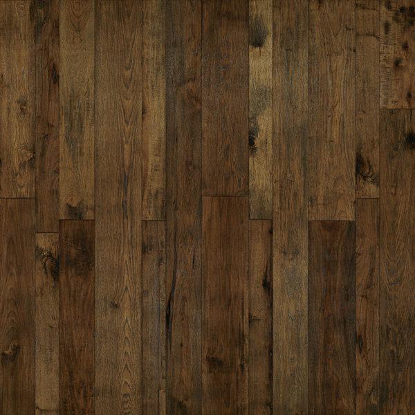 "Flooring Monterey Width Flooring 4"", Multi 8"" - Gaucho 6"", Hickory Hallmark FMH"